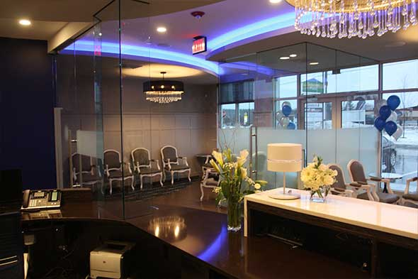 Dentist office near Londonderry for cosmetic dentistry